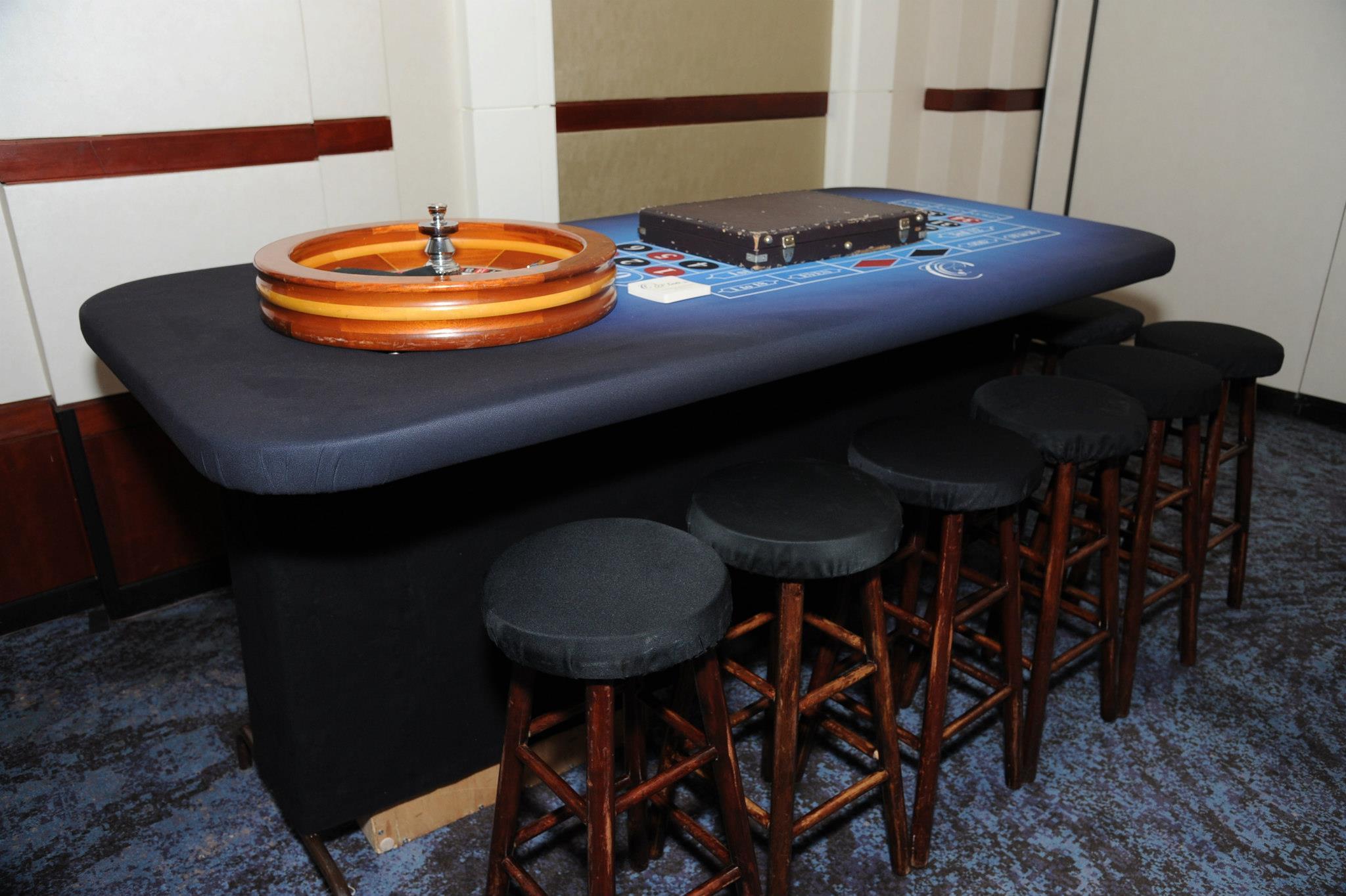 roulette table ccp