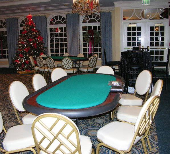 Christmas Casino Party